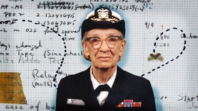 Grace Hopper – the wonder woman and programmer ace